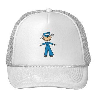 Figura chapéu da vara do depositário de jardim zoo boné