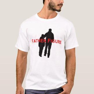 Figura de pai camiseta