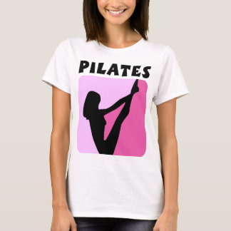 Figura design de Pilates! Camiseta