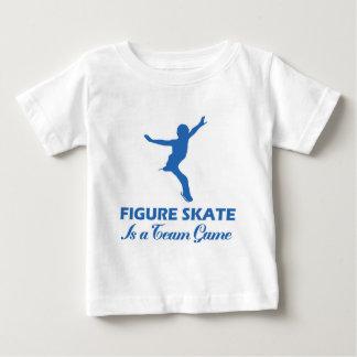 figura design do skate t-shirt