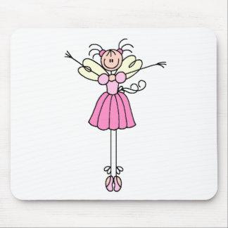 Figura dois Mousepad da vara da bailarina