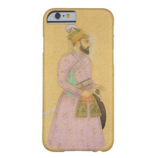 Figura ereta de um príncipe de Mughal, do pequeno Capa Barely There Para iPhone 6