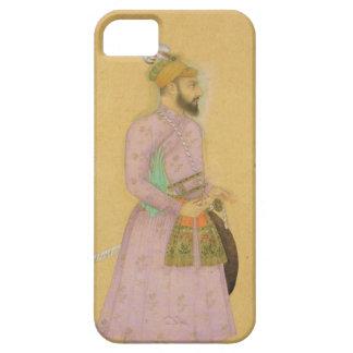 Figura ereta de um príncipe de Mughal, do pequeno Capas Para iPhone 5