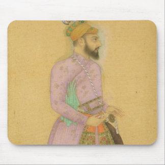 Figura ereta de um príncipe de Mughal, do pequeno Mousepad
