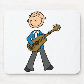 Figura guitarra Mousepad da vara