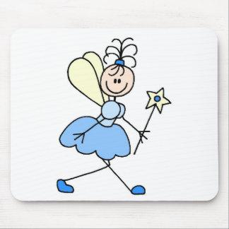 Figura Mousepad da vara do anjo azul