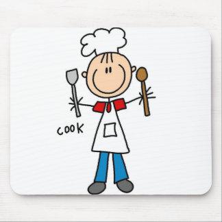 Figura Mousepad da vara do cozinheiro