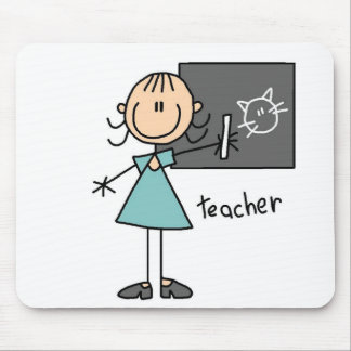 Figura Mousepad da vara do professor