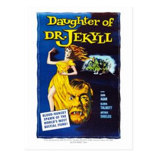 Filha do Dr. Jekyll Cartão