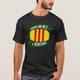 Filho orgulhoso - veterinário de Vietnam Camiseta