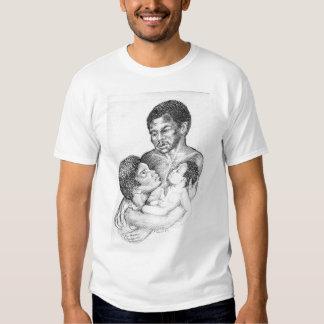 filhos do pai 2 t-shirts