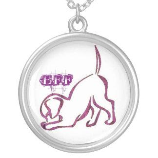 Filhote de cachorro de BFF Colar Personalizado
