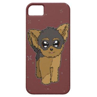 Filhote de cachorro de Chibi Capa Para iPhone 5