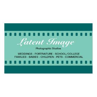 filme 02 de 35mm modelo cartoes de visitas