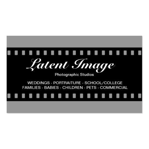 filme 04 de 35mm cartões de visitas