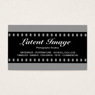 filme 04 de 35mm cartão de visitas
