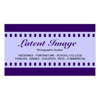 filme 05 de 35mm cartoes de visitas