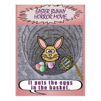 Filme de terror engraçado do coelhinho da Páscoa
