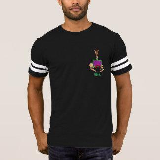 Filme do arco-íris pelos Feliz Juul Empresa Camiseta