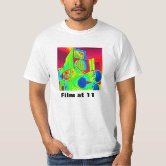 Filme em 11 camiseta