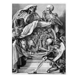 Filosofia do cartão da mortalidade
