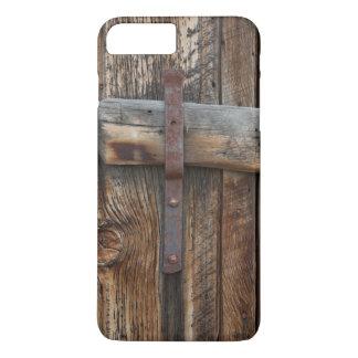 Fim-acima de madeira da porta, Califórnia Capa iPhone 8 Plus/7 Plus