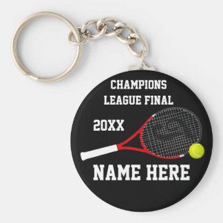 Final da Champions League do tênis Chaveiro