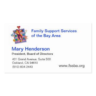 FINAL de Mary   Henderson Cartão De Visita
