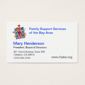 FINAL de Mary   Henderson Cartão De Visitas