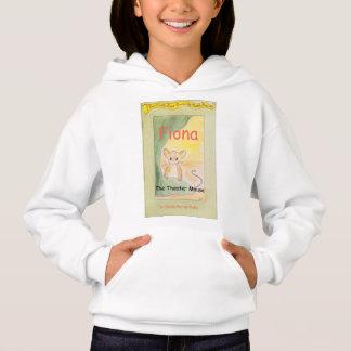 Fiona o Hoodie do rato do teatro