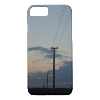 Fios no cobrir do céu capa iPhone 7
