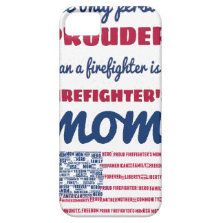 firefighter_mom capa barely there para iPhone 5