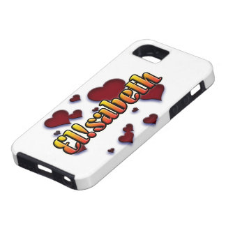 first name Elisabeth shirts and products Capas Para iPhone 5