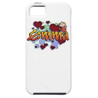 first name Emma shirts and products Capas Para iPhone 5