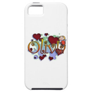 first name Olivia shirts and products Capas Para iPhone 5