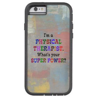 Fisioterapeuta Capa Tough Xtreme Para iPhone 6