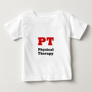 Fisioterapia da pinta camiseta para bebê