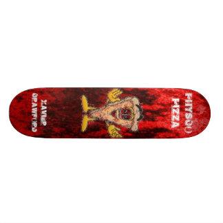 FIT88YHO0GEZ7BGN28_MEDIUM, imagens, Xavier Crawf… Shape De Skate 18,4cm