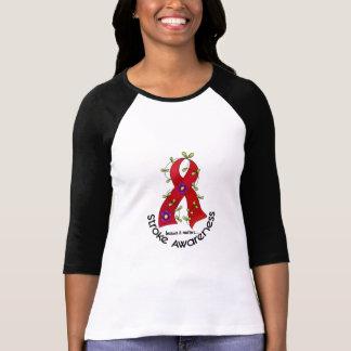 FITA 1 da FLOR do curso T-shirts