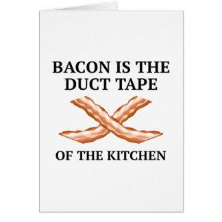 Fita adesiva da cozinha cartão comemorativo