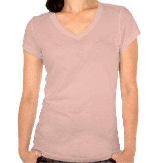 Fita cor-de-rosa t-shirt