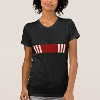 Fita da conduta do exército boa camiseta