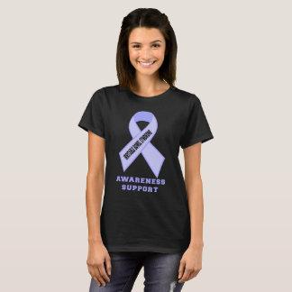 Fita da consciência da síndrome do intestino camiseta