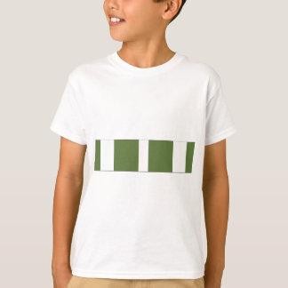 Fita de louvor da guarda costeira camiseta