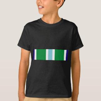 Fita de louvor digna da unidade de USCG Camiseta