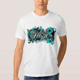 Fita do jardim de PKD Camisetas