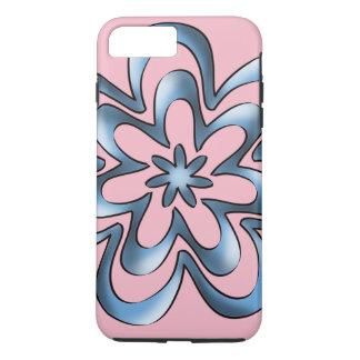Fitas azuis capa iPhone 7 plus