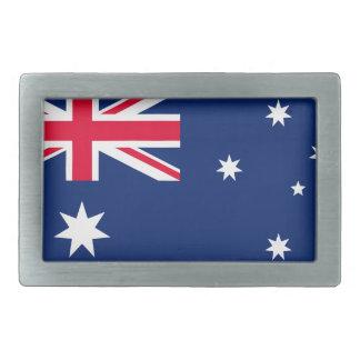 Fivela de cinto da bandeira de Austrália