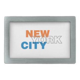 Fivela de cinto da Nova Iorque