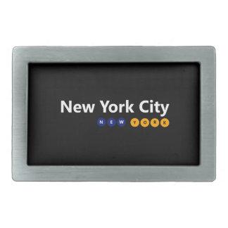Fivela de cinto da Nova Iorque, New York